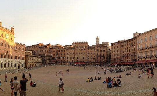 Stedentip: Siena