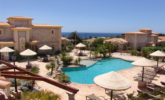 Resort Quinta Do Mar Da Luz - Charme & Quality