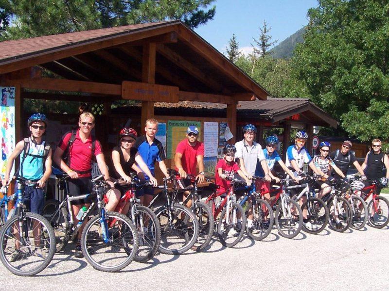 Dolomiti Camping Village fietsverhuur