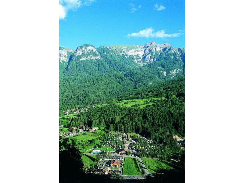 Dolomiti Camping Village animatie aquagym