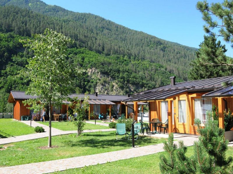 Dolomiti Camping Village vakantiewoning accommodatie