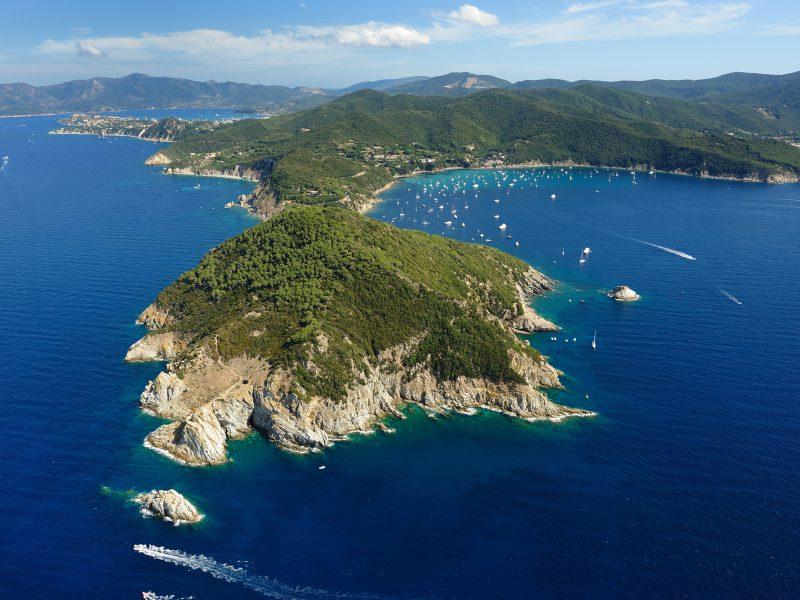 Elba eiland natuur