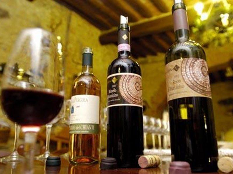 Fattoria il Musarone wijn