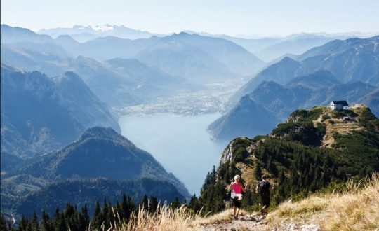 Vakantie vieren in Oostenrijk