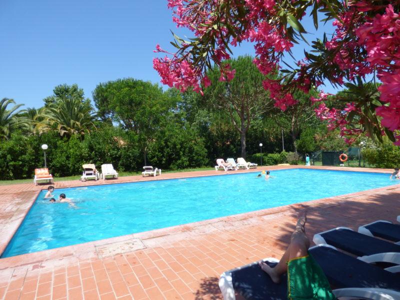 vakantiewoning met zwembad