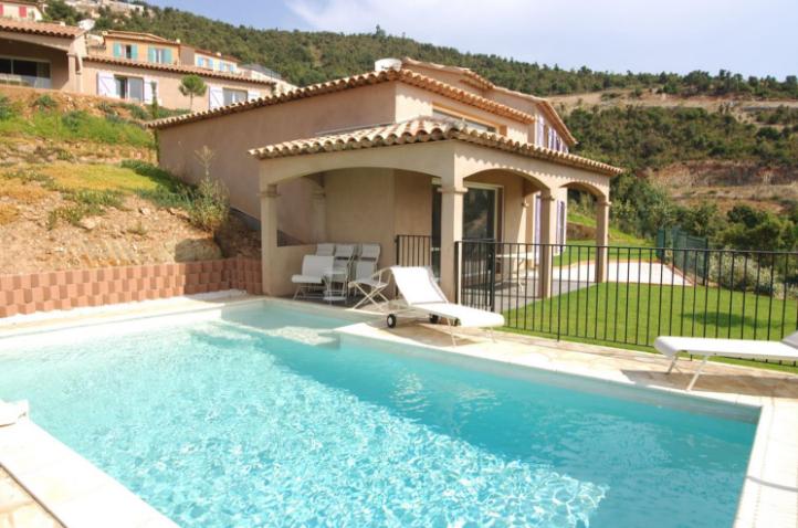 Vakantiehuis met zwembad villa