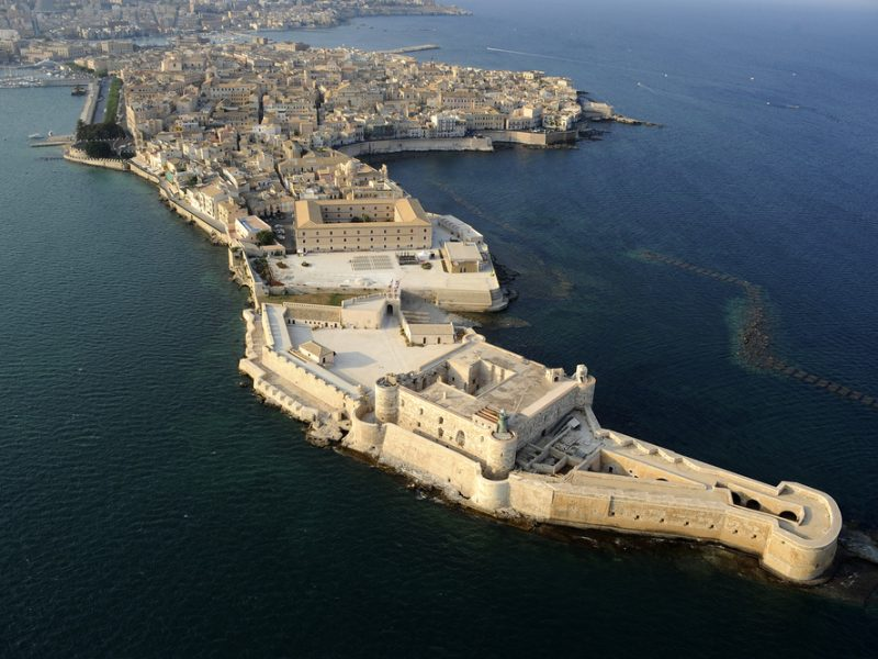 Siracusa Sicilië