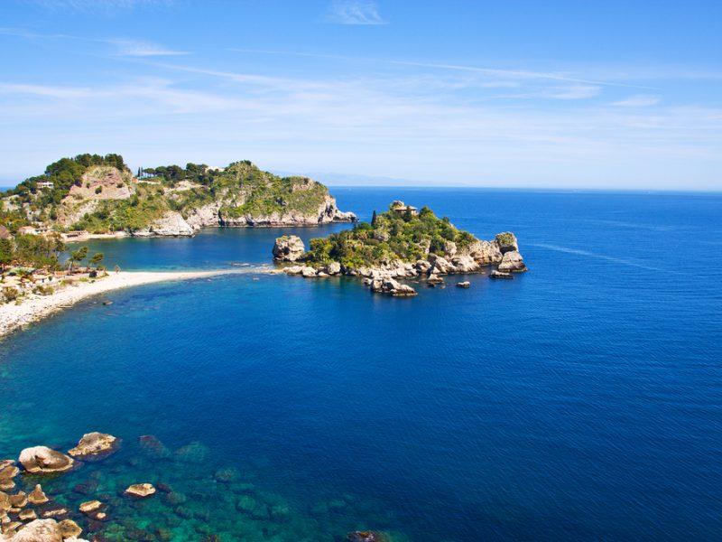 Taormina eiland