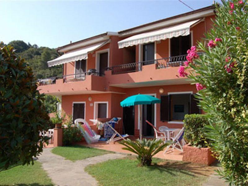 Villa Franca vakantiewoning appartement