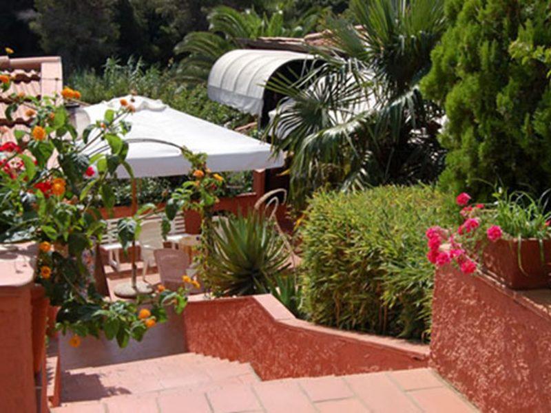 Villa Franca vakantiewoning lounge