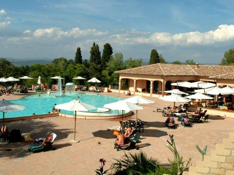 Villagio Oasimaremma overview accommodatie
