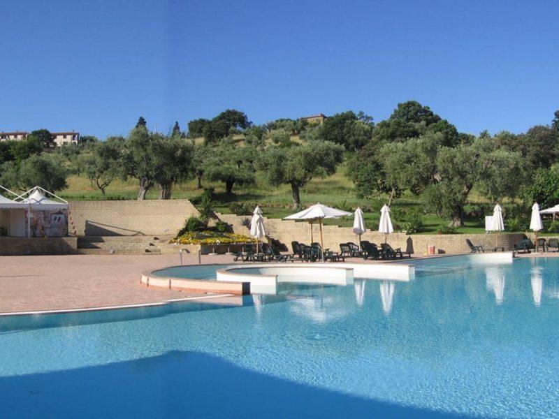 Villagio Oasimaremma zwembad