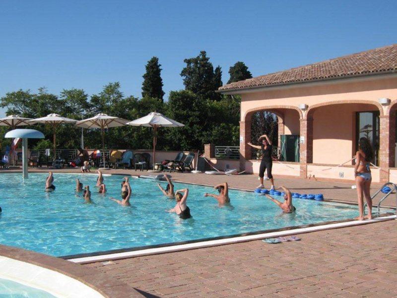 Villagio Oasimaremma zwembad aquasport