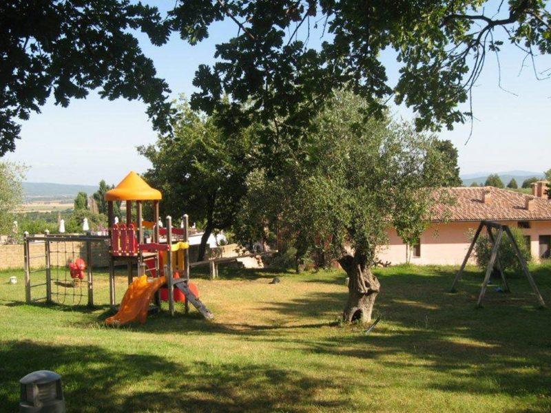 Villagio Oasimaremma speeltuin