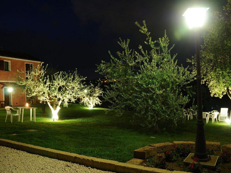 Casa Renili avond