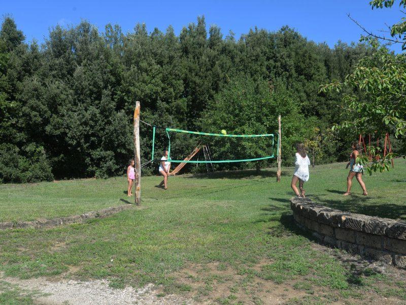 Fattoria Palluccaro agriturismo sportveld