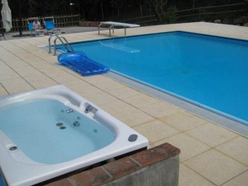 Casa Genny zwembad jacuzzi