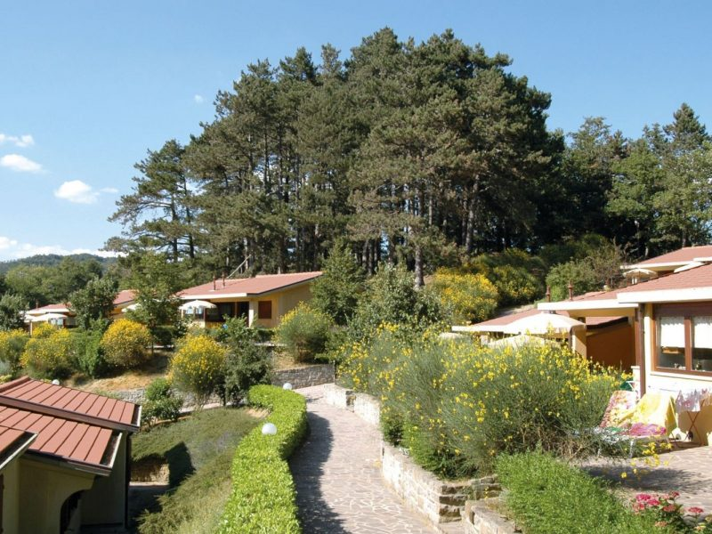 Antico Borgo I Cancelli vakantiepark accommodaties
