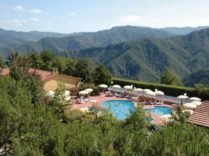 Antico Borgo I Cancelli vakantiepark overview