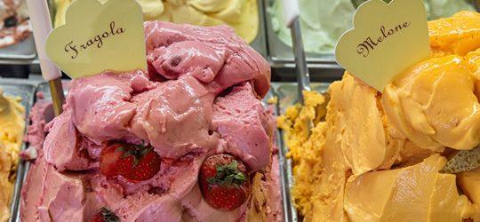 Italiaans ijs: hoe kies jij je smaak?
