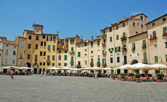 Stedentip: Lucca