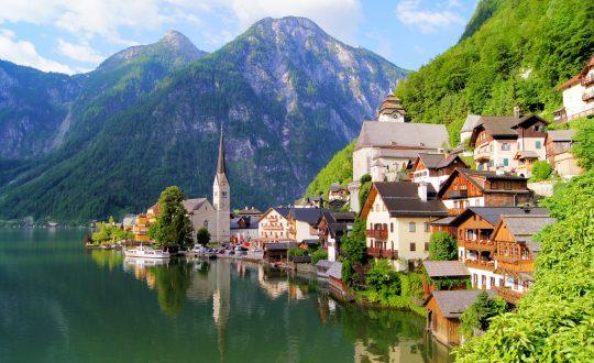 Stedentip: Salzburg