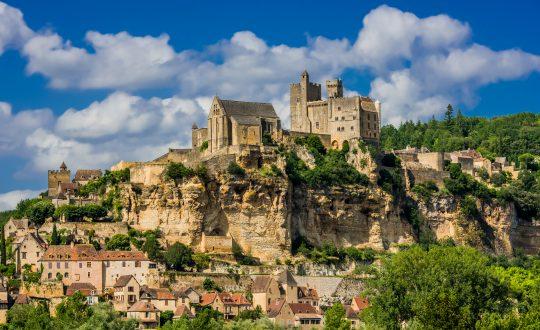 Heimelijk wegdromen van de Dordogne
