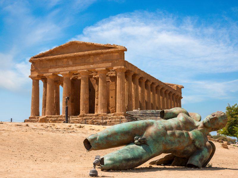 Sicilië Agrigento