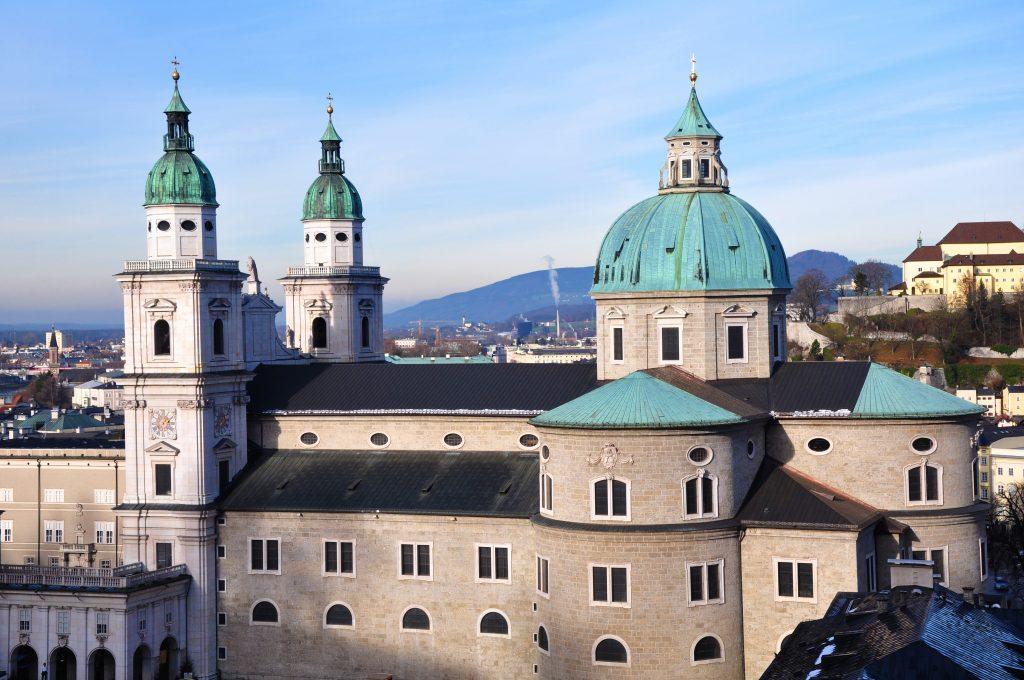 De dom van Salzburg