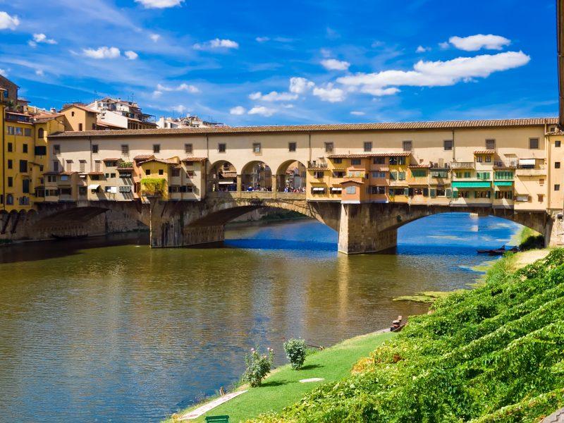 Burg van Florence in Toscane