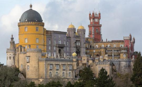 Ontdek sprookjesachtig Portugal in Sintra