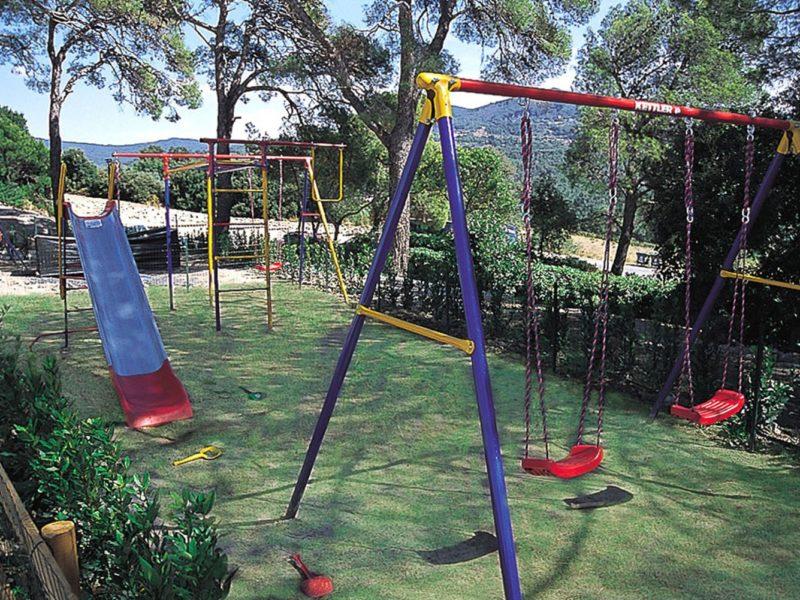 La Pieve di Pomaia speeltuin