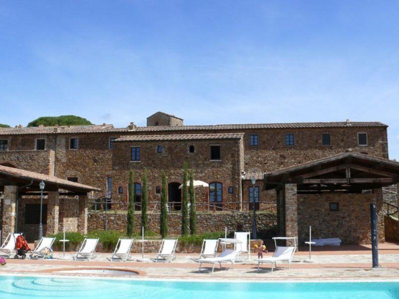 Antico Borgo Casalappi agriturismo vooraanzicht