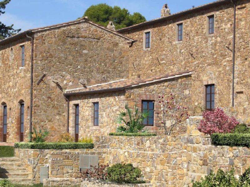 Antico Borgo Casalappi agriturismo gebouw