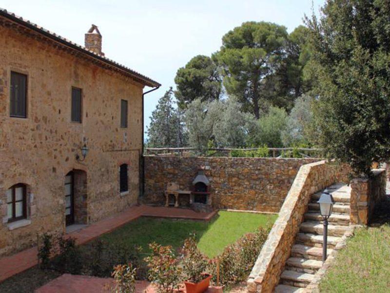 Antico Borgo Casalappi agriturismo accommodatie vakantiewoning
