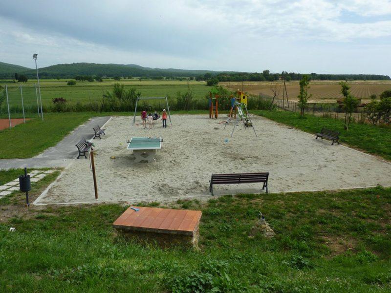 Antico Borgo Casalappi agriturismo speeltuin