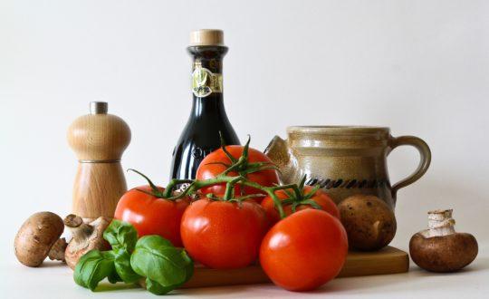 Mmmm… Bruschetta's & pappardelle in Toscane