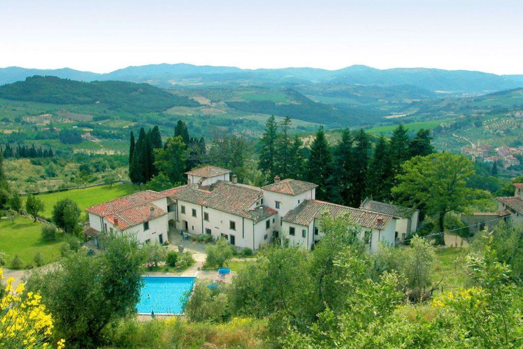 vakantiehuis huren in italie