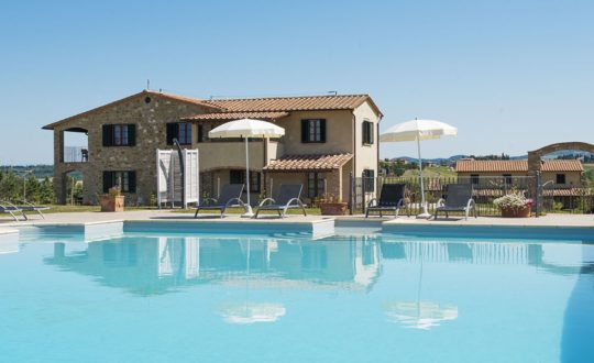 5x een vakantiehuis met zwembad in Italië