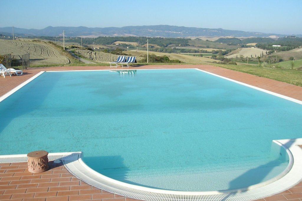 Vakantiehuis met zwembad Toscane agriturismo
