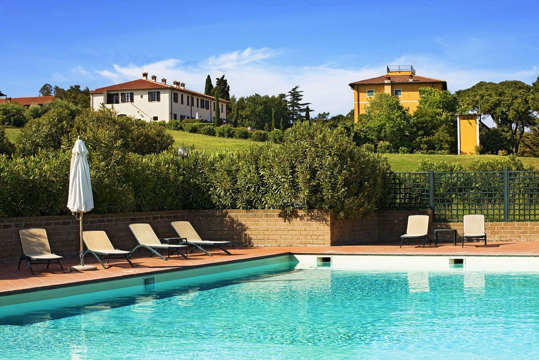 vakantiehuis met zwembad Italië