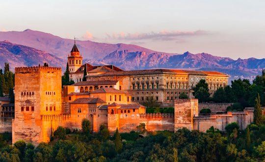 3 redenen om Granada te bezoeken