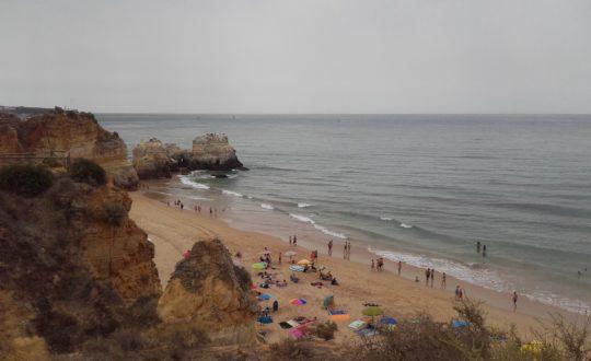 Praia da Rocha: één van de mooiste stranden in de Algarve!