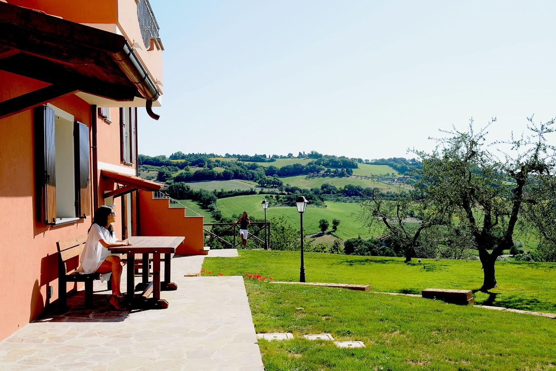 Agriturismo Casa Renili - luxe agriturismo's in de Marche
