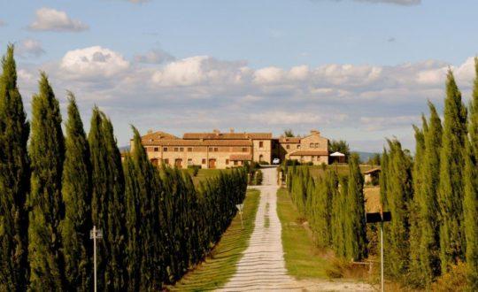 Vakantie in een echte Borgo: Borgo Beccanella