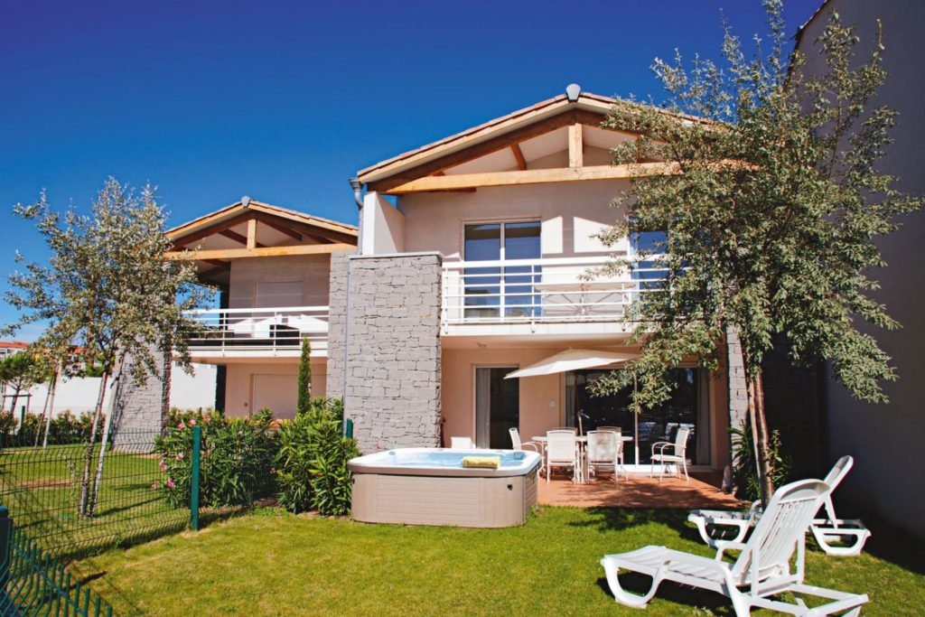 Marina Resort L'Ile Saint-Martin in Zuid-Frankrijk