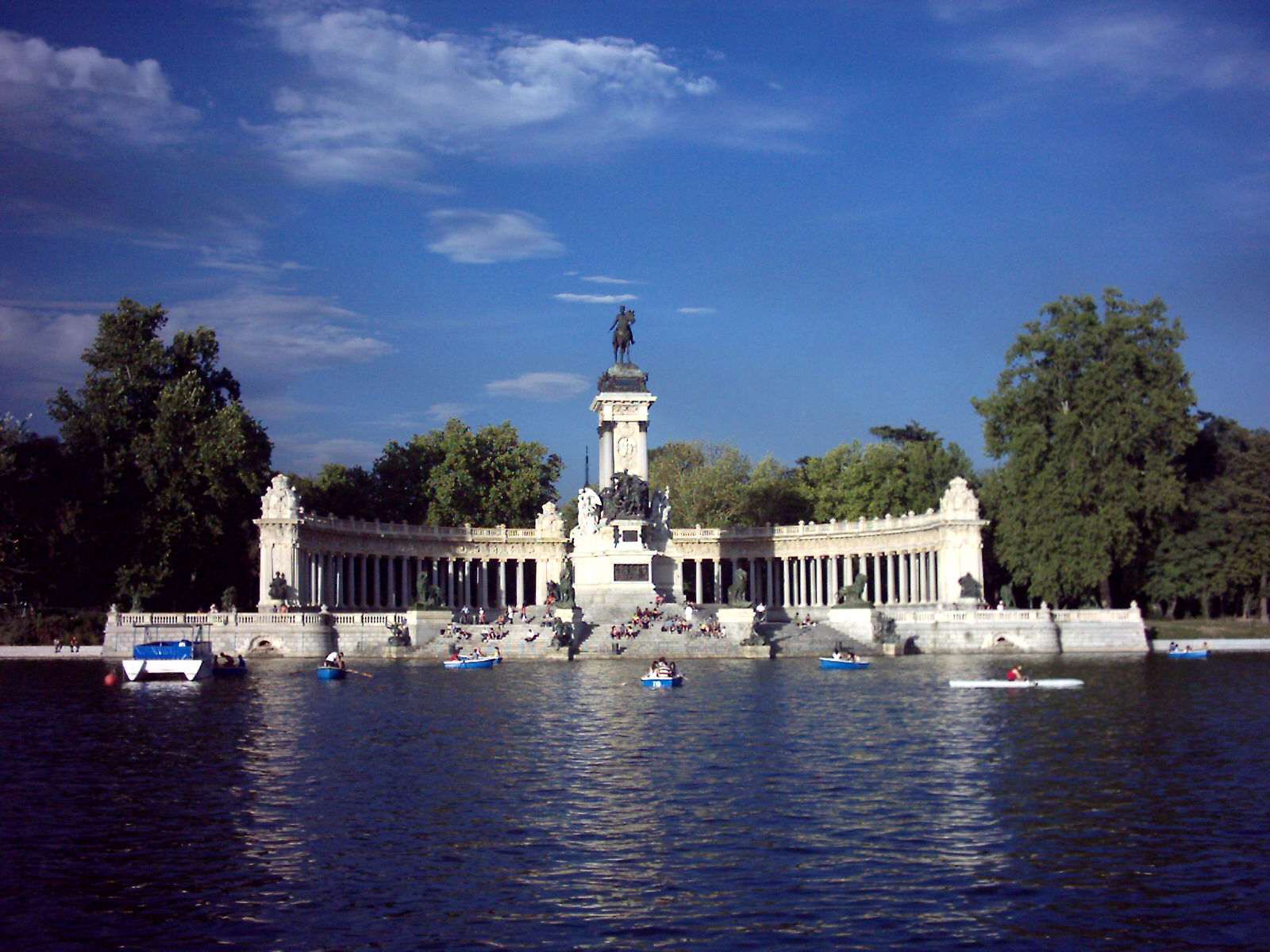 Parque Retiro - Madrid