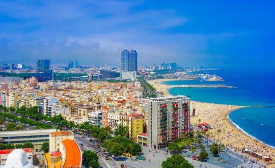Mijn favoriete Europese stad: Barcelona