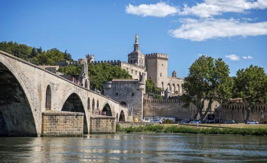 Mijn favoriete Europese stad: Avignon