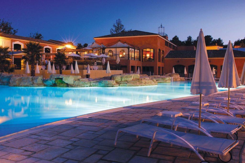 luxe vakantievilla domaine de fayence in Zuid-Frankrijk